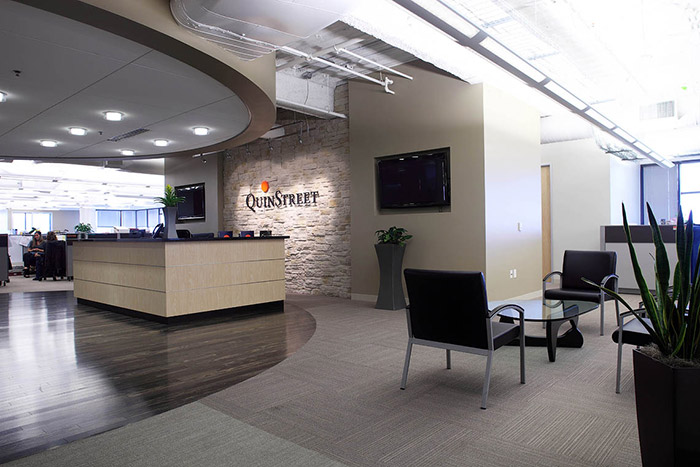 QuinStreet Offices in CA