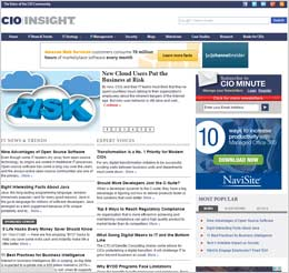 Preview of CIO Insight