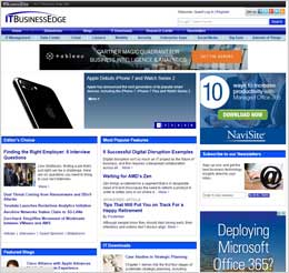 Preview of IT Business Edge